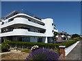 TM2420 : Art Deco style building, The Esplanade, Frinton by Chris Holifield