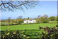 SH4556 : View towards Tai Elen Glyn Almshouses by Jeff Buck