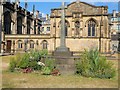 SJ8398 : Manchester Cathedral Extension and  Joseph Gough McCormick Memorial Cross by David Dixon