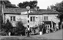 SD9062 : Malham village shop by Kyle Williams