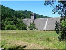 SK1789 : Derwent dam [1] by Michael Dibb