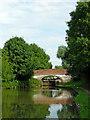 SP5565 : Braunston Top Lock Bridge in Northamptonshire by Roger  Kidd