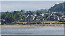 NS1969 : Villas on Wemyss Bay Road by Thomas Nugent