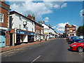 TQ3937 : East Grinstead High Street by Malc McDonald