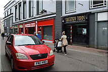 C4316 : Sweeney Todds, Derry / Londonderry by Kenneth  Allen