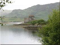 NG8825 : Eilean Donan Castle by David Purchase