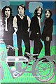 SO6302 : A Beatles wall mural in Lydney by Philip Halling