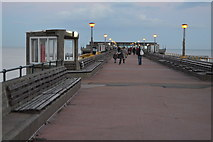 TR3752 : Deal Pier by N Chadwick