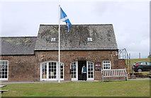 NY0265 : Visitor Centre, Caerlaverock Castle by Billy McCrorie