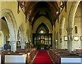 SK4823 : Church of All Saints, Long Whatton by Alan Murray-Rust