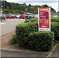 ST3189 : Sainsbury's, Argos and Lloyds Pharmacy names sign, Crindau, Newport by Jaggery