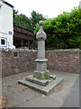 NS2155 : Queen Victoria memorial fountain, Fairlie by Thomas Nugent