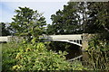 NJ7424 : Inveramsay iron bridge by Bill Harrison