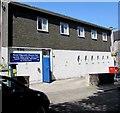 SX4854 : Mount Edgcumbe Masonic Hall, Plymouth by Jaggery