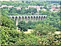 SJ2741 : Pontcysyllte Aqueduct from the South by G Laird