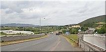 J0717 : View north-eastwards towards Junction 20 of the N1 by Eric Jones