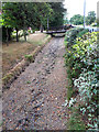 TA0533 : Dry ditch at Mallards Reach by Stephen Craven
