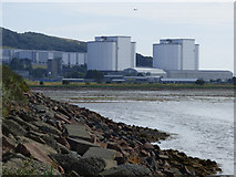 NS1851 : Hunterston A nuclear power station by Thomas Nugent