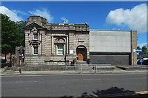 NS3975 : Dumbarton Public Library by Lairich Rig