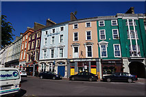 W7966 : Businesses on Westbourne Place, Cobh by Ian S