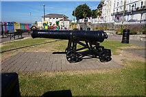 W7966 : Cannon in John F Kennedy Park, Cobh by Ian S