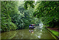 SP5765 : Grand Union Canal north of Daventry in Northamptonshire by Roger  Kidd
