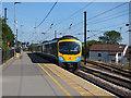 SE3693 : Northallerton station - Newcastle train by Stephen Craven