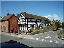 SO3958 : Duppa's Almshouses (Pembridge) by Fabian Musto