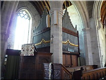SO3958 : St. Mary's Church (Organ & Pulpit | Pembridge) by Fabian Musto
