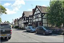 SO3958 : The Village of Pembridge by Fabian Musto