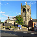 SK6023 : Wymeswold: St Mary's Church by John Sutton