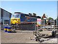 SE2890 : Leeming Bar station - maintenance area by Stephen Craven