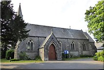 SD3876 : St Mary's Church, Allithwaite by David Gearing