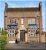SJ9400 : The Vine public house by Richard Law