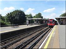 TQ0893 : Moor Park station by Marathon