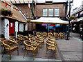 H4572 : Seats, Main Street, Omagh : Week 31