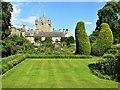 NH8449 : Cawdor Castle and Flower Garden : Week 30