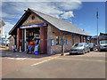 SX9372 : RNLI Teignmouth Lifeboat Station by David Dixon