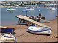 SX9372 : Teign Ferry Landing Point at Teignmouth by David Dixon