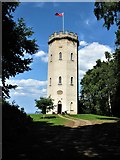 NJ0459 : Nelson's Tower, Forres by G Laird