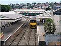 SX8860 : Paignton Railway Station by David Dixon