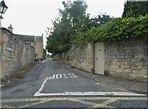 SO8609 : Edge Road, Painswick by David Howard