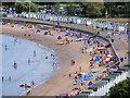 SX8957 : Broadsands Beach by David Dixon