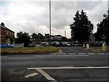 SO7504 : Looking towards Dursley Road, Cambridge by David Howard