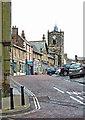 NU1813 : Alnwick : Fenkle Street by Julian Osley