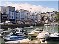 SX8751 : The Boat Float, Dartmouth Harbour by David Dixon