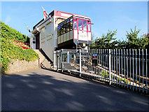 SX9265 : Babbacombe Cliff Railway by David Dixon