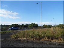 SO9016 : Roundabout on the A417, Brockworth by David Howard