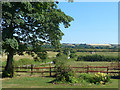 SS0498 : Farmland view near Jameston, Pembrokeshire by Robin Drayton