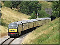 SP0229 : Gloucestershire-Warwickshire Railway at Winchcombe by Gareth James